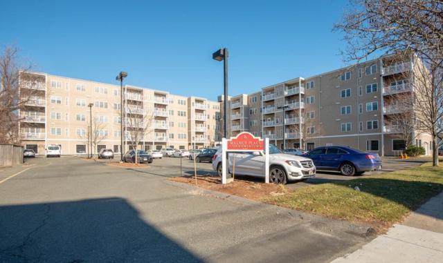 8 Walnut Place #309, Peabody, MA 01960 (MLS #72432530) :: EdVantage Home Group