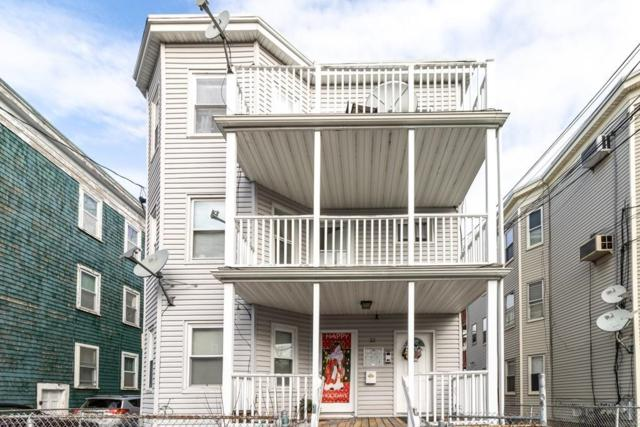 22 Stellman Road, Boston, MA 02131 (MLS #72432531) :: The Muncey Group