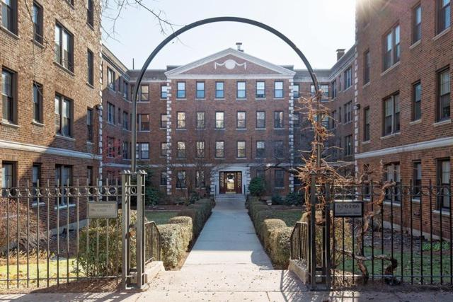 62 Queensberry Street #309, Boston, MA 02215 (MLS #72432706) :: Charlesgate Realty Group