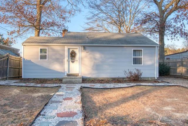37 Crystal Lake Dr, Carver, MA 02330 (MLS #72432728) :: Charlesgate Realty Group