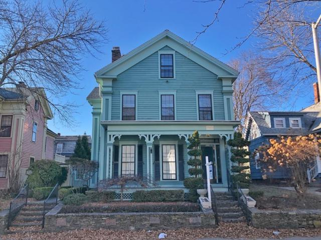 12 Crown St. #1, Worcester, MA 01609 (MLS #72432769) :: Driggin Realty Group