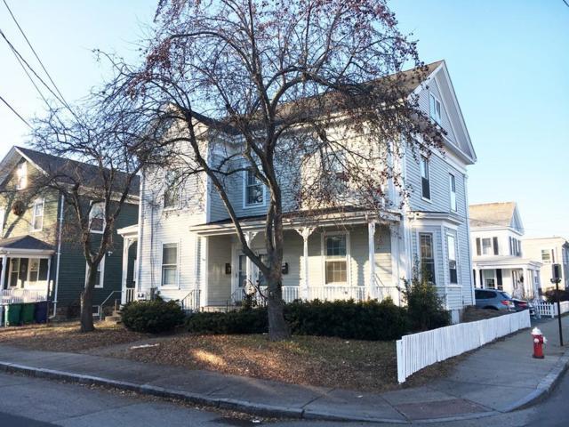 1 Waban Street, Newton, MA 02458 (MLS #72432849) :: The Muncey Group