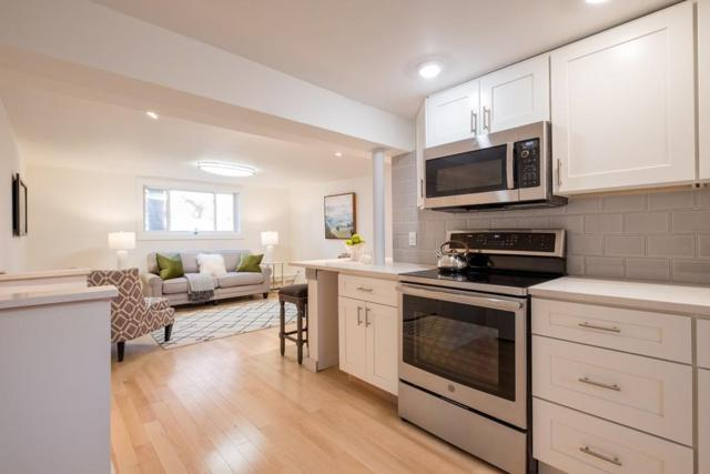 74 Bryon Rd #1, Boston, MA 02467 (MLS #72432921) :: Westcott Properties