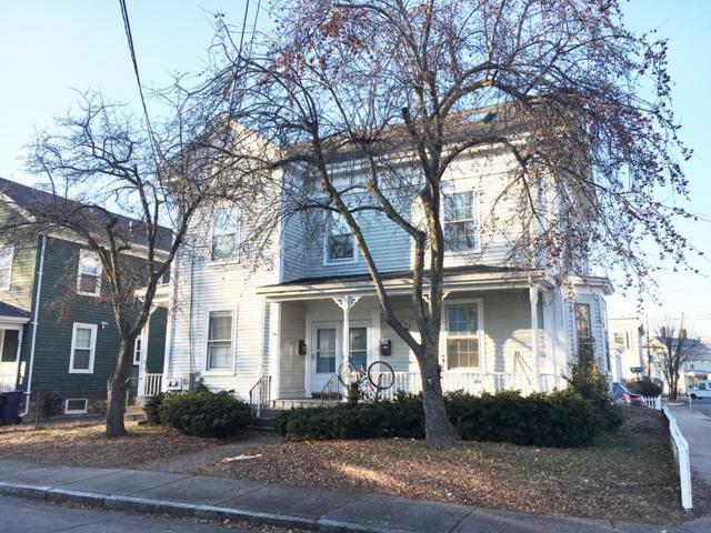 1 Waban Street #2, Newton, MA 02458 (MLS #72432975) :: The Muncey Group