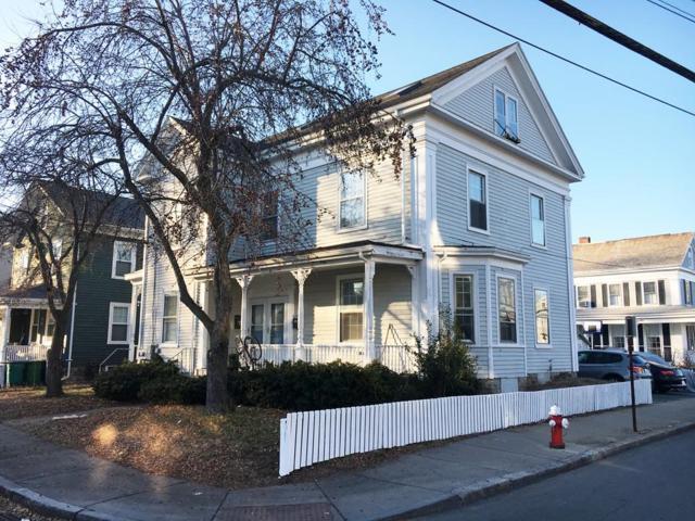 1 Waban Street #1, Newton, MA 02458 (MLS #72432976) :: The Gillach Group