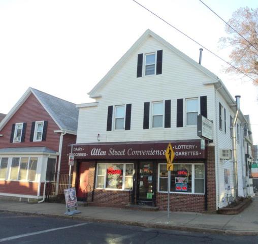 282 Allen Street, New Bedford, MA 02740 (MLS #72432979) :: Compass Massachusetts LLC