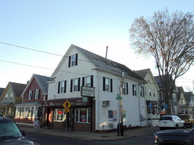 282 Allen Street, New Bedford, MA 02740 (MLS #72432980) :: Compass Massachusetts LLC