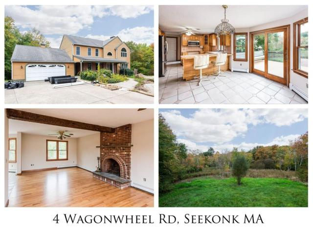 4 Wagon Wheel Rd, Seekonk, MA 02771 (MLS #72433005) :: Westcott Properties