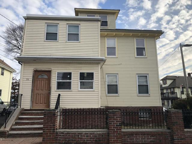 36 Rockdale St #2, Boston, MA 02126 (MLS #72433019) :: AdoEma Realty