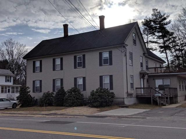 105 Pleasant Street #2, North Andover, MA 01845 (MLS #72433055) :: Commonwealth Standard Realty Co.