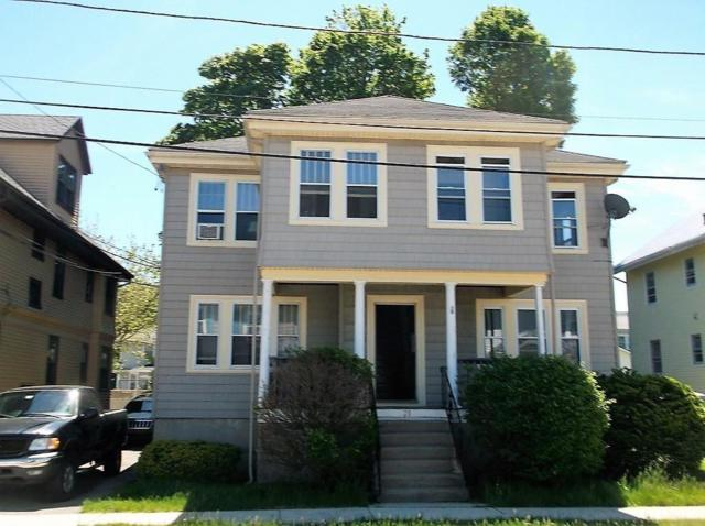 29 Channing Street #4, Quincy, MA 02170 (MLS #72433068) :: Commonwealth Standard Realty Co.