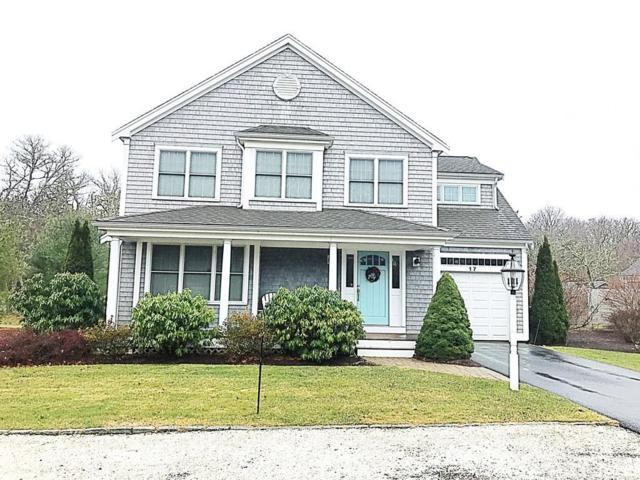 17 Mill Farm Way, Falmouth, MA 02536 (MLS #72433222) :: Exit Realty