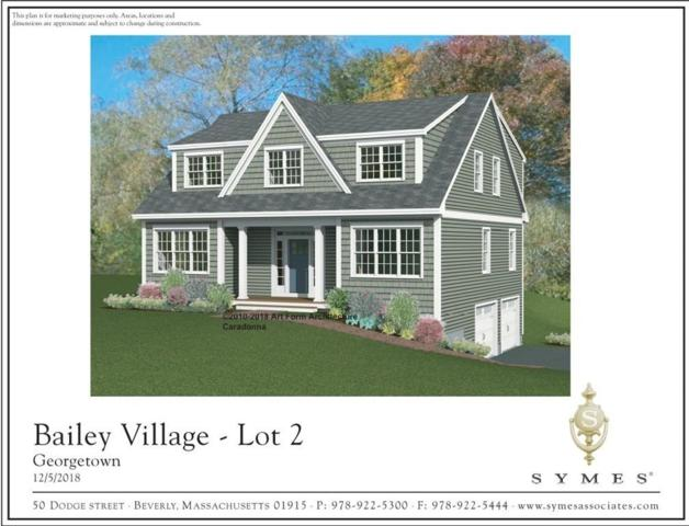 Lot 2 Bartlett Court, Georgetown, MA 01833 (MLS #72433249) :: Charlesgate Realty Group