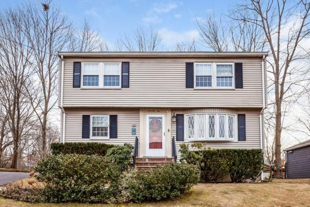 72 Marjorie Rd, Stoughton, MA 02072 (MLS #72433397) :: Anytime Realty