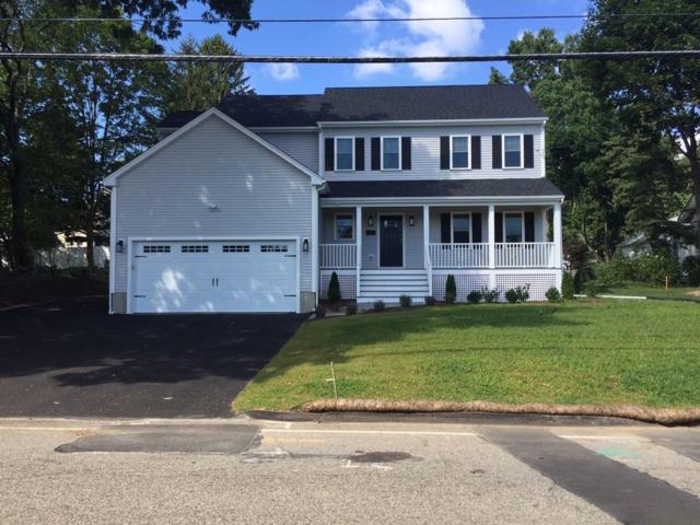 610 East Street, Walpole, MA 02081 (MLS #72433843) :: Primary National Residential Brokerage