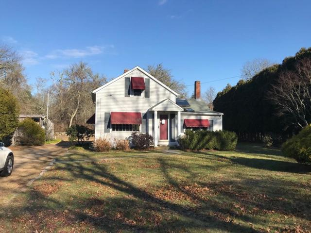 83 Rock Odundee Rd, Dartmouth, MA 02748 (MLS #72434680) :: Anytime Realty