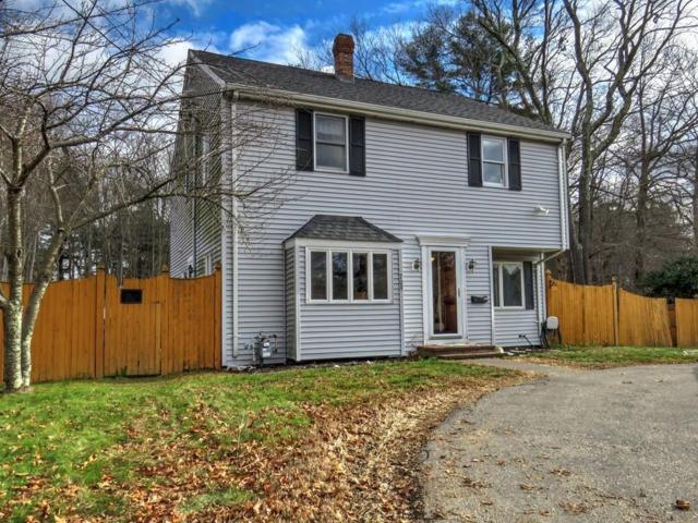 709 Plymouth St, Whitman, MA 02382 (MLS #72434710) :: Keller Williams Realty Showcase Properties