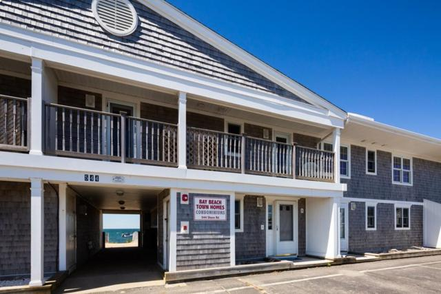 544 Shore Road #5, Truro, MA 02652 (MLS #72435362) :: Westcott Properties