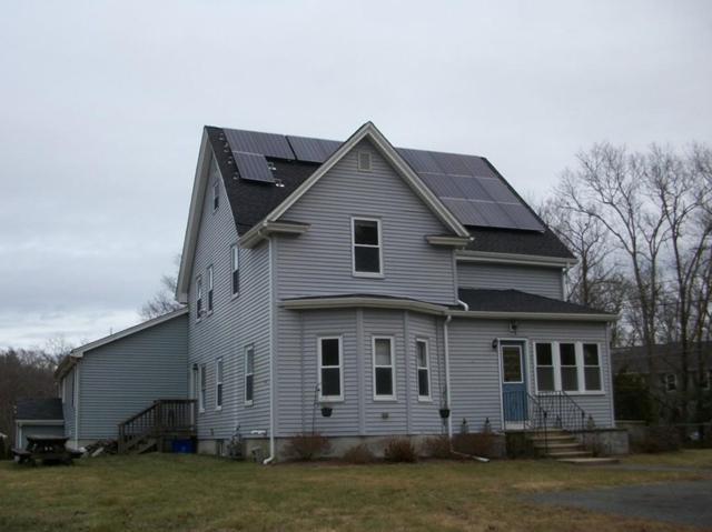123 N Worcester St, Norton, MA 02766 (MLS #72435648) :: Vanguard Realty