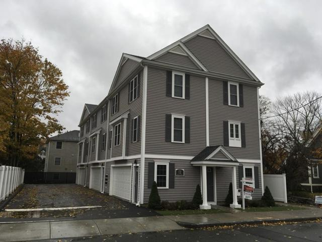 12 West Church Street #02, Mansfield, MA 02048 (MLS #72436451) :: Primary National Residential Brokerage