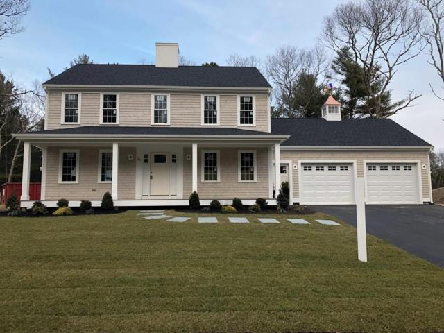 19 Stone Gate Drive, Plymouth, MA 02360 (MLS #72436743) :: Mission Realty Advisors
