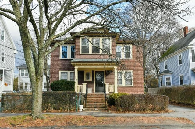 110 Dyer Ave #2, Milton, MA 02186 (MLS #72438286) :: Keller Williams Realty Showcase Properties