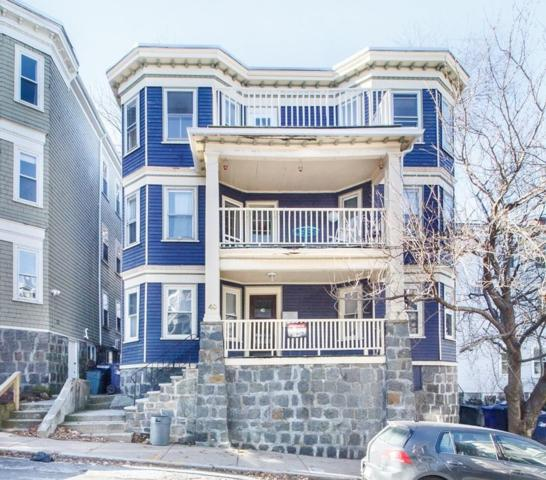 40 Parkton Rd #3, Boston, MA 02130 (MLS #72438326) :: Apple Country Team of Keller Williams Realty