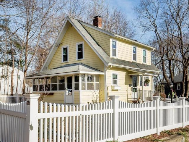 68 North St, Walpole, MA 02081 (MLS #72438647) :: Primary National Residential Brokerage