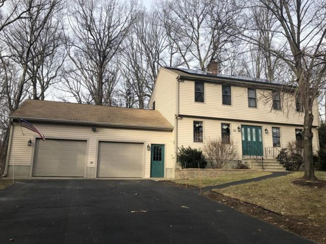 38 Dover Dr, Northbridge, MA 01588 (MLS #72438654) :: Apple Country Team of Keller Williams Realty