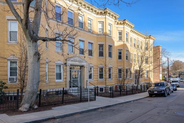 141 Chiswick Road #3, Boston, MA 02135 (MLS #72438656) :: Vanguard Realty