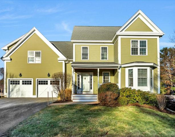 13 Orchard Drive #13, Stow, MA 01775 (MLS #72438668) :: The Home Negotiators