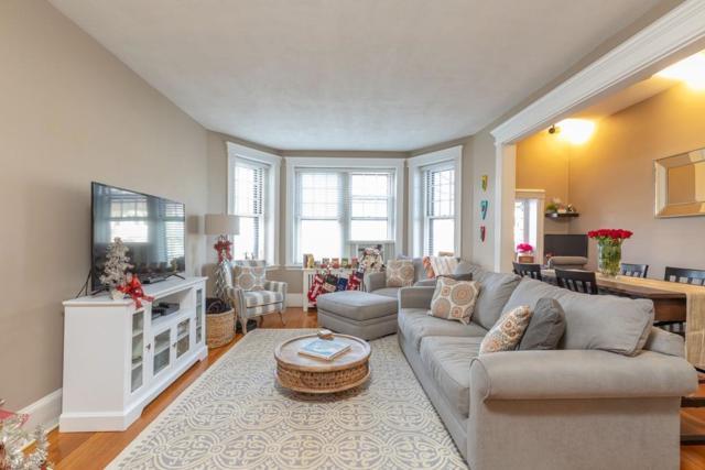 1407 Beacon Street #4, Brookline, MA 02446 (MLS #72438735) :: Vanguard Realty