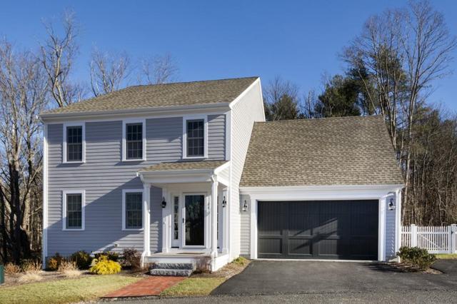 28 Damon Farm Way #28, Norwell, MA 02061 (MLS #72438882) :: Keller Williams Realty Showcase Properties