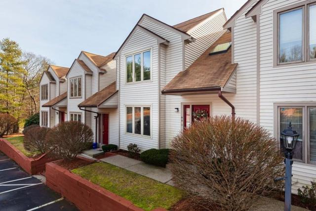 41 Elm St A3, Foxboro, MA 02035 (MLS #72438895) :: Primary National Residential Brokerage