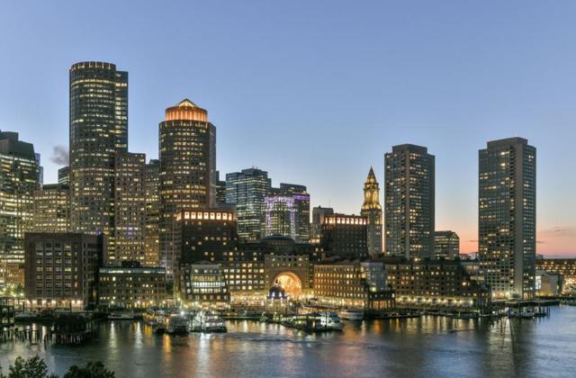 22 Liberty Drive 8M, Boston, MA 02210 (MLS #72439015) :: ERA Russell Realty Group