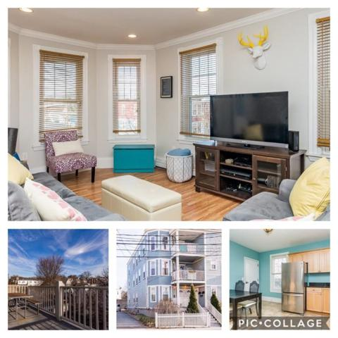 347 Lowell St #3, Somerville, MA 02145 (MLS #72439131) :: Apple Country Team of Keller Williams Realty