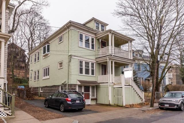 15 Rocky Nook Terrace #2, Boston, MA 02130 (MLS #72439135) :: Apple Country Team of Keller Williams Realty