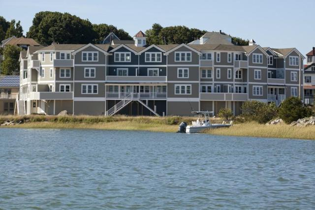 7 Bay Street (The Estuary) #4, Hull, MA 02045 (MLS #72439536) :: Apple Country Team of Keller Williams Realty