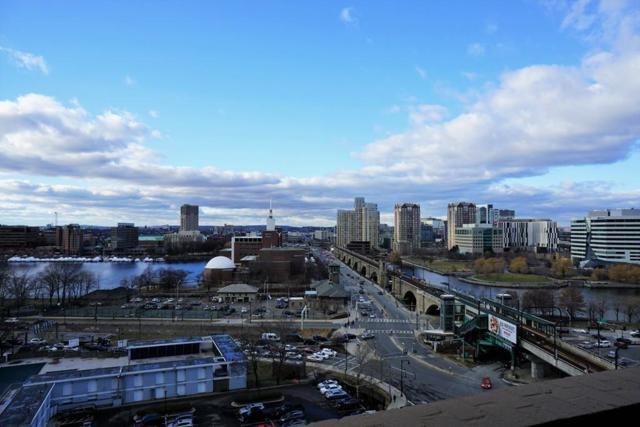 6 Whittier Pl 14P, Boston, MA 02114 (MLS #72439780) :: Exit Realty