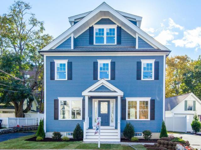188 Summer St. #2, Watertown, MA 02472 (MLS #72439860) :: EdVantage Home Group
