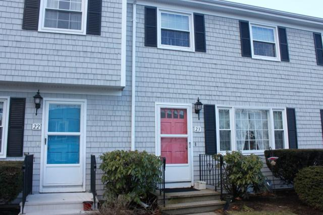 231 Route 28 #23, Harwich, MA 02671 (MLS #72440159) :: Charlesgate Realty Group