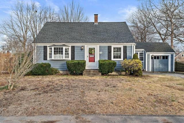 100 Clarendon  St, Weymouth, MA 02190 (MLS #72440168) :: Keller Williams Realty Showcase Properties
