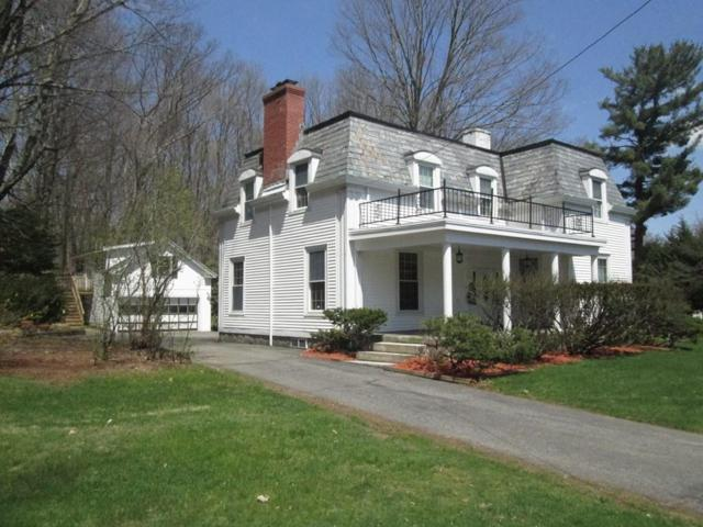 34 W Main St, Dudley, MA 01571 (MLS #72440250) :: Apple Country Team of Keller Williams Realty