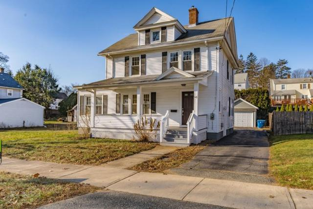 146 Nelson St, West Springfield, MA 01089 (MLS #72440280) :: NRG Real Estate Services, Inc.