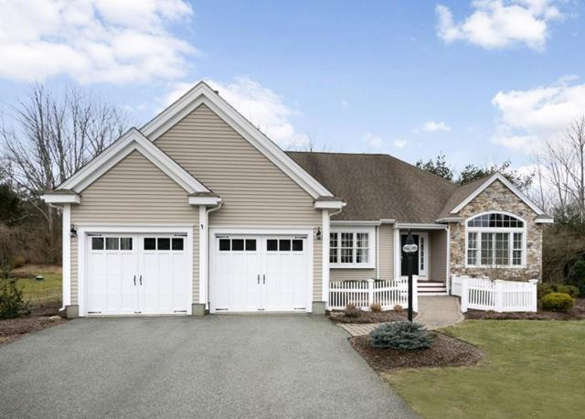 12 Silver Brook Ln #2, Norwell, MA 02061 (MLS #72440467) :: Keller Williams Realty Showcase Properties