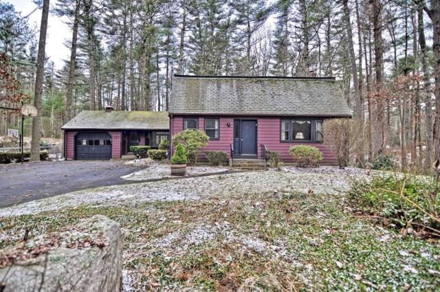 173 Wolomolopoag Street, Sharon, MA 02067 (MLS #72440520) :: Primary National Residential Brokerage