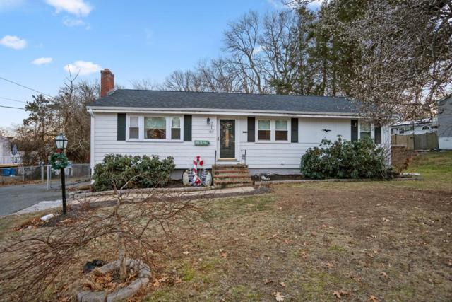 160 Daly Drive Ext, Stoughton, MA 02072 (MLS #72440558) :: Primary National Residential Brokerage