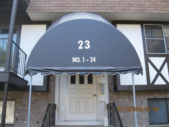 23 Erick Road 15B, Mansfield, MA 02048 (MLS #72440712) :: Primary National Residential Brokerage