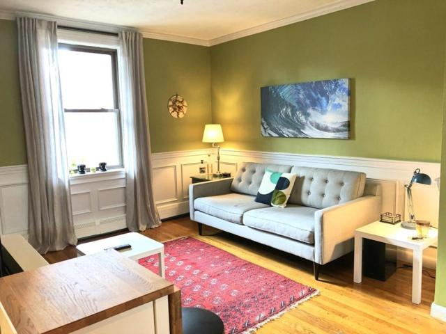16-18 Walk Hill St #9, Boston, MA 02130 (MLS #72440721) :: ERA Russell Realty Group