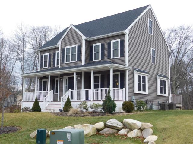 31 Captain Allen Way, Whitman, MA 02382 (MLS #72440885) :: Keller Williams Realty Showcase Properties